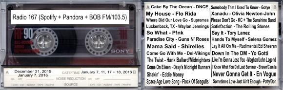 Radio 167