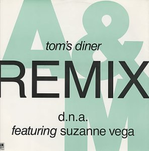 Tom's Diner - DNA and Suzanne Vega
